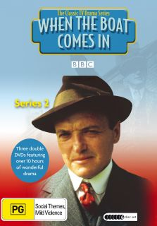 When The Boat Comes in Series 2 DVD 6 Disc Set New 9397910846493