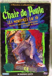 Horror Chair de Poule GOOSE Bumps Le Masque Hante Haunted Mask Model Kit