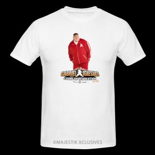 Gabriel Iglesias Stand Up Revolution T Shirt Funny Humor Comedian DVD Blu Ray