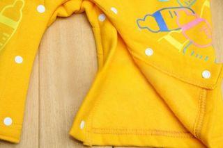Baby Boys Girls Cartoon Character Playsuits Romper Fleece Cotton 3 21 Month