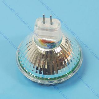 MR16 48 LEDs 12V Wide Angle White Spot Light Bulb Lamp