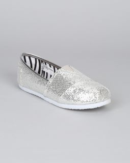 Little Angel Venus 651 Designer New Glitter Slip on Flats Toddler Little Girl B