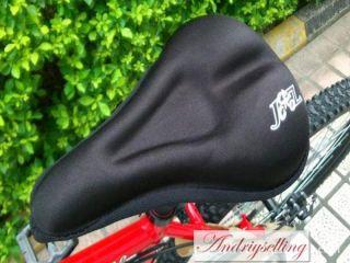 Mountain Bike Bicycle Human Engineering Gel Soft Cushion Saddle Seat Cover Pad