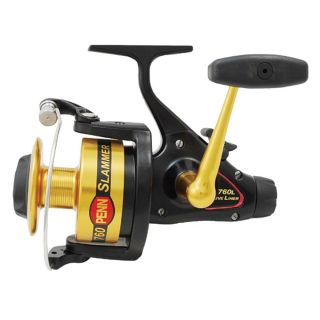 Penn Slammer 760L Live Liner Spinning Reel Machined Anodized Aluminum Spool