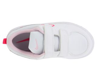 Nike Kids Pico 4 (Infant/Toddler) White/Spark/Prism Pink