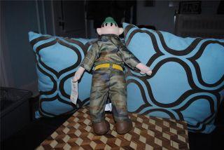 Beetle Bailey Doll