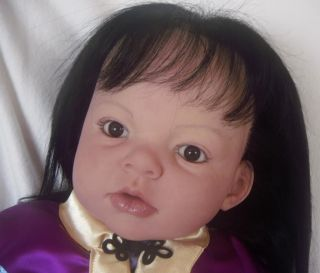 Reborn Doll Custom Order Open Eyed Arianna Little Darlins Nursery Free Shipping
