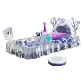 NIB Monster High Abbey Bominable Ice Bed Playset
