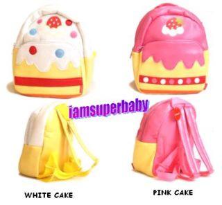 Children Baby Boy Girl Funny Bee Rabbit Panda Backpack