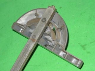 Vintage Craftsman Table Saw Miter Gauge 113 22411 51E