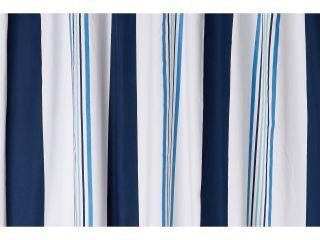 Pastel Stripe Shower Curtain On PopScreen