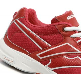 Gola Active Alvord Coral Womens Toning Shoes Fitness Trainers All Sizes