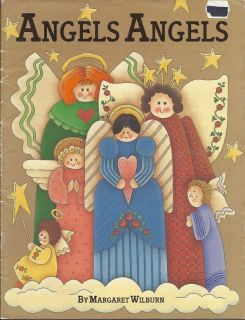 Tole Painting Pattern Book Angels Angels Wilburn