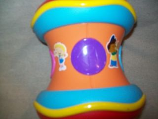 Disney Little Einstein Musical Light Up Bongo Drums Sound and Music