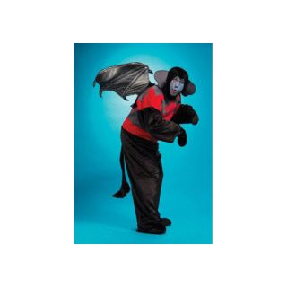 Wizard of oz Flying Monkey Adult Halloween Costume Size Standard