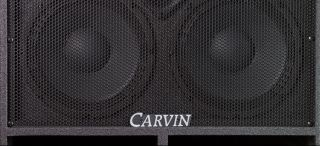 Carvin BRX10 2NEO 2x10 Bass Guitar Ported Speaker Cabinet Cab 4 Ohms New
