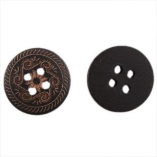 120 600pcs Mixed Charms Sun Flower Tag Wooden Sew on Buttons for Cloth Finding