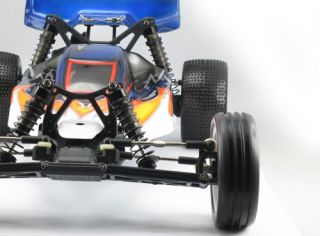 New RCR 2WD Electric 1 10 RC Buggy Car Kit with Body Tire Free Shipping TC02