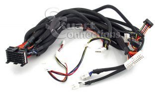Dell XPS 730 Power Supply U662D Wiring Harness JP633