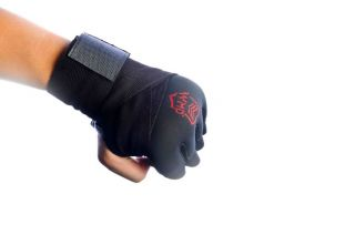 Hybrid MMA Boxing UFC Gel Grappling Hand Wraps Gloves