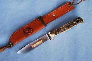 Vintage Puma Hunters PAL 6397 Germany Fix Blade Knife Fishing Hunting 63607