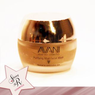 ♥ Avani Dead Sea Cosmetics Purifying Mud Facial Mask 50ml ♥