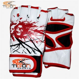 MMA Grappling Gloves Cage Fight UFC Mix Fight Gloves