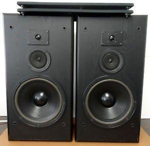 Classic KLH Audio Systems 1001 Series Model AV4001 Floor Standing Speakers