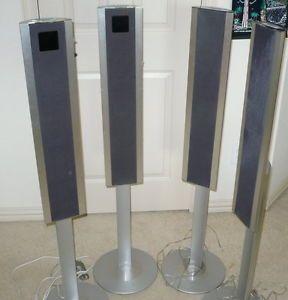 Sony Floor Standing Speakers
