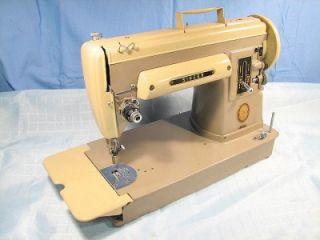 Singer 301A Slant Sewing Machine Serviced