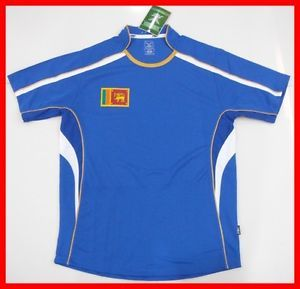 Sri Lanka National Football Team Jersey Soccer Home Shirt Saff 2011