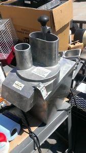Hobart M3000 Mannhart Cutter Food Processor w Blade Attachment