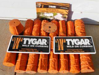 tygar curb machine for sale