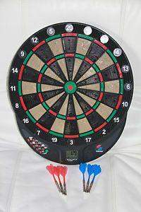 Soft Tip Electronic Dart Board