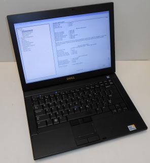 Dell Latitude E6400 Notebook 2 53GHz P8700 4GB 160GB DVD RW BT WiFi Backlit KBD