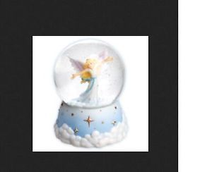 Precious Moment Faith Precious Girls Club Musical Water Globe New Box Free SHIP