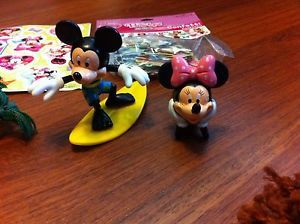 Minnie Mouse Birthday Cake Toppers