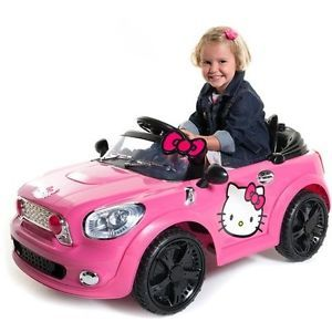 New Childs Classic Vintage Girls Pink Sports Pedal Car