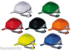 Venitex Baseball Diamond V Hard Hat Helmets Bump Cap Builders Construction PPE