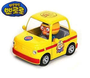 Pororo Car Porong Best TV Character Kid's Children's Favorite Korea Toys Doll
