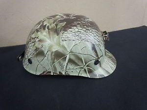 Hard Hat Bump Cap for Coon Hunting Light Camo