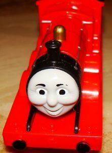 Thomas Train Trackmaster Red James Tender Gift Play Children Toy Limited 2009