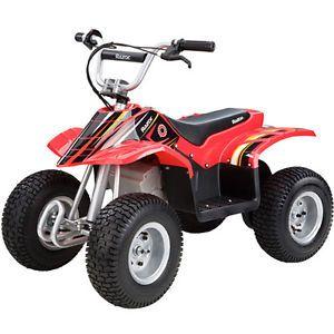 Kids Razor Dirt Quad ATV 4 Wheeler Battery Powered 24V Electric