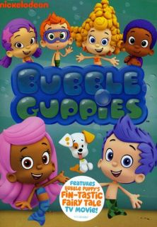 Bubble Guppies Animation Anime Children Family R1 DVD