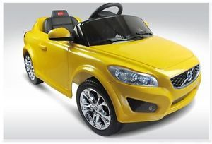 Brand New Volvo Ride on Toy Battery Operated Car for Kids