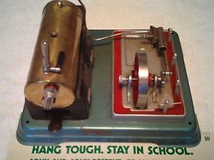 Vintage Fleischmann Steam Engine Fleischmann's Toy Steam Engine Parts Kids Toy S