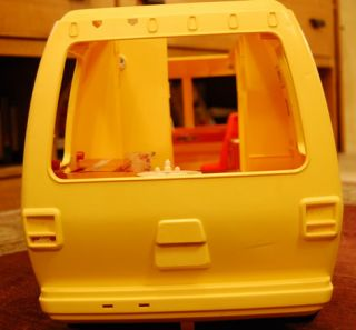 Barbie Star Traveler GMC motorhome RV 1976 Bus