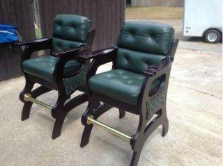 Darafeev High End Billiard Chairs Bar Stools Theater Chairs One Pair