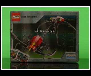 Lego 4796 Alpha Team Atlantis Deep Sea Ogel Mutant Monster Squid Set