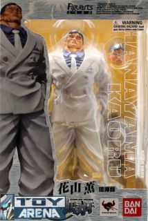 Baki Son of Ogre Kaoru Hanayama Figuarts Zero Action Figure The Grappler 76241